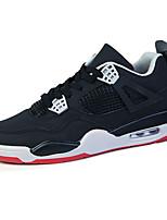 Men's Shoes Athletic PU Fashion Sneakers Black / Green / White / Gray / Orange