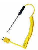 jnda wrn-02b amarilla para sonda de temperatura