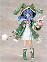 Date A Live Yoshino PVC 18cm Anime Action Figures Model Toys Doll Toy 1PC