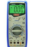 FUKE DT9205 Blue for Professinal Digital Multimeters