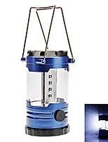 Lanternes & Lampes de tente LED 2 Mode 200 Lumens Urgence LED AA Camping/Randonnée/Spéléologie / Usage quotidien / De travail-Autres,Bleu