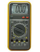 Taitan VC9801A+ 200M(Ω) 1000(V) 20(A) Professinal  Digital Multimeters