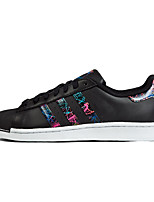 Adidas Originals Men's Shoes Outdoor / Casual Leather Fashion Sneakers Black