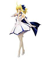 Fate/Stay Night Otros PVC One Size Las figuras de acción del anime Juegos de construcción muñeca de juguete