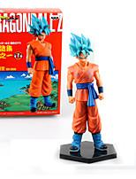 Dragon Ball Otros PVC 17CM Las figuras de acción del anime Juegos de construcción muñeca de juguete