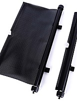 2 x 36CM 16 inch Hollow Dotted Car Auto Rear and Side Window Sunshade