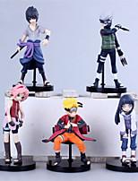 Naruto Hinata Hyuga Anime Action Figures Model Toys Doll Toy 1pc 9cm