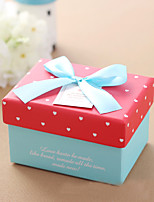 1 Piece/Set Favor Holder-Cuboid Card Paper Gift Boxes Non-personalised