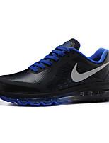 Hombres Nike zapatillas para correr formadores zapatillas de deporte negras zapatos azul / blanco / naranja