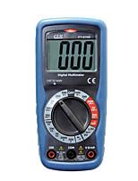 détection de fonction universelle de ncv de compteur numérique cem test courant et la tension table universelle dt-920N