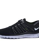 Zapatos Running Tul / Tejido Negro / Azul / Morado / Rojo / Gris / Bronceado Hombre