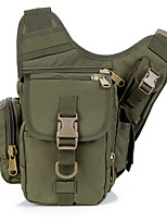 Military Tactical Camping Outdoor Sport Nylon Wading Chest Pack Shoulder Body Bag For Men Saddle Bags