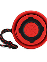 Mini Bluetooth Portable Outdoor Speaker Q1 Support TF Card Black Red