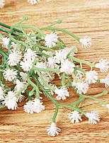 seda respiração mini-bebé flores artificiais 1pc / set