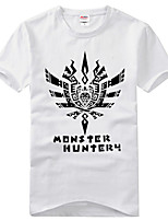 Inspired by Montser Hunter Cotton T-shirt