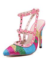 Women's Shoes  Wedge Heel Heels / Peep Toe / Boat / Basic Pump / Comfort / Novelty / Pointed ToeSandals /