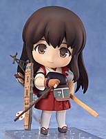 Kantai Collection Autres PVC 10cm Figures Anime Action Jouets modèle Doll Toy