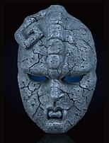 Bizarre Adventure Stone ghost White Resin Mask