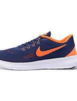 Zapatos Running Tul / Tejido Negro / Azul / Rojo / Gris Hombre