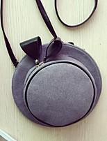 Women Polyester Sling Bag Shoulder Bag-Gray / Black / Burgundy