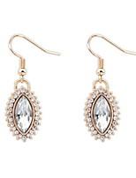 Damen / Paar / Unisex Ohrring Legierung / Acryl Ohne Stein Drop Earrings