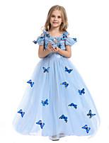 Halloween / Navidad / Carnaval / Día del Niño / Año Nuevo- paraNiño-Disfraces de las Series de Princesas / Disfraces de Cuento de Hadas-
