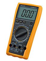 VICHY VC9802A+ 200M(Ω) 1000(V) 20(A) Professinal  Digital Multimeters