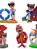 Detective Conan Conan Edogawa PVC 16cm Anime Action Figures Model Toys Doll Toy