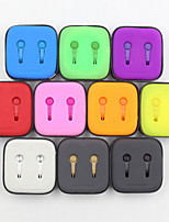 3.5mm  Headphones for IPhone 6s IPhone 6 Plus iPhone 5s/5 and Other Mobile (Assorted Colors)