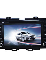 Auto DVD-Player-Honda-8 Zoll-800 x 480