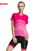 Tasdan 2016 Women's Cycling Clothing Cycling Wear Cycling Jersey Sets  Cycling Jerseys Short sleeve  + Cycling Shorts