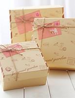 Cajas de Regalos(Champaña,Papel de tarjeta) -Tema Clásico-Aniversario / Despedida de Soltera / Baby Shower / Quinceañera y Dulces