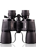 BIJIA 10-30 50 mm Binoculars HD BAK4 Night Vision / Generic / Roof Prism / Porro Prism / High Definition / Waterproof