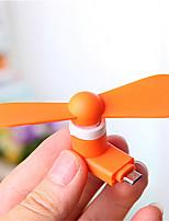 популярный мини USB-вентилятор для Samsung Galaxy S6 / s5 / s4 / s3 и HTC / Nokia / Sony / LG (ассорти цветов)