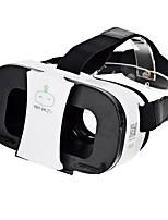 FIIT vr 2s realidad de 3D vidrios video virtuales casco - blanco + negro