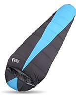 Sleeping Bag Rectangular Bag Single Hollow Cotton 230X80 Hiking CampingWaterproof /Dust Proof