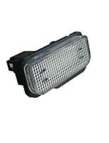 2pcs Ben-z CLS CRS ha portato licenza di illuminazione della targa 12v 14W LED con particolare decoder led