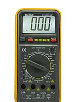 TAITAN VC9803A+ Yellow for Professinal Digital Multimeters