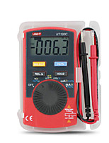UNI-T UT120C Red for Professinal Digital Multimeters