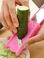 2in1 Cucumber slicer Beauty Slicer DIY Mask Tools Random Color