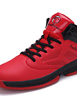 Men's Basketball Shoes Synthetic Black / Red / White