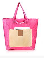 Bolso de Hombro / Tote / Bolso de Maquillaje / Bolso de Viaje / Cross Body Bag / Bolsa de Almacenamiento-Comprador-Poliéster-Azul / Verde