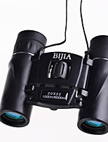 BIJIA 20 22 mm Binoculars HD BAK4 Night Vision / Generic / Roof Prism / Porro Prism / High Definition / Waterproof
