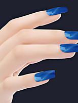 SIOUX Cat Eye Dismountable Phototherapy Blue Matte Nail Glue 16ML Nail Polish