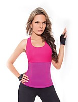 Hot Neoprene Body Shaper T- Shirts Vest Thermo Slimming