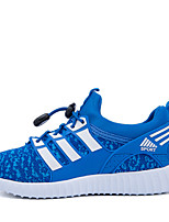 Kid Unisex Lightweight  Breathable Flyknit  Sport Shoes  Fashion Sneakers Athletic Running Shoes  Flyknit Running Shoes