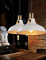 American vVntage Loft Industrial Dinning Room Pendant Lights Creative Lamp Restaurant Single Head Wrought Iron Lighting