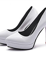 Women's Shoes  Stiletto Heel Heels Heels Party & Evening / Dress Black / Pink / White