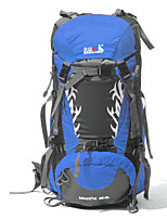 45+5 L Backpack Camping & Hiking / Climbing / Leisure Sports / Traveling OutdoorWaterproof /Rain-Proof