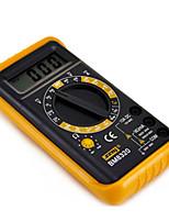 szbj bm8320 amarilla para multímetros digitales professinal